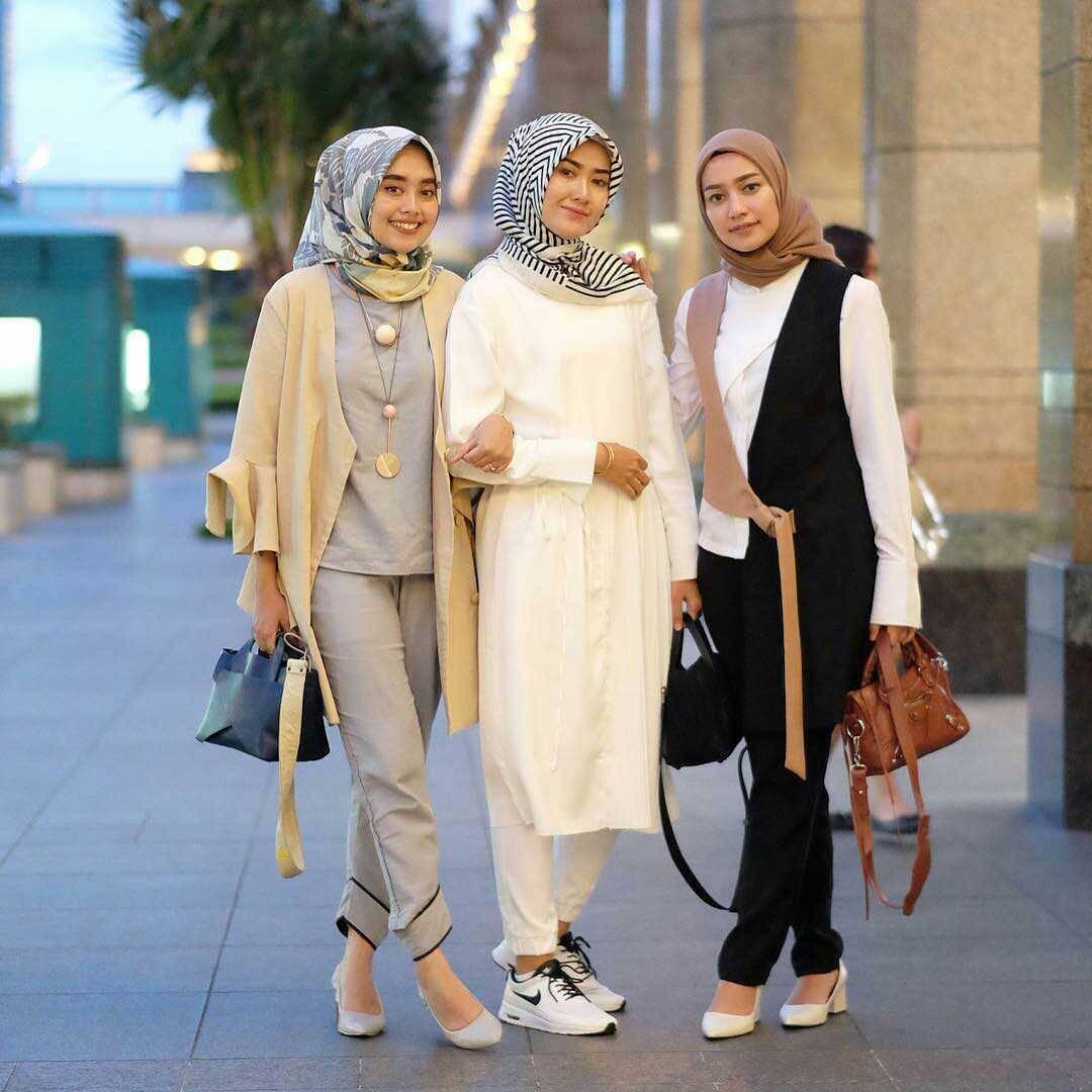 Fashion Hijab Remaja Modern Terpopuler di Dunia Fashion Tanah Air