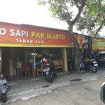 Soto Pak Marto Tamansari Tempat Makan di Yogya yang Wajib Di Kunjungi