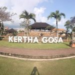 Objek Wisata Kertha Gosa di Klungkung Bali untuk Mengingatkan Sejarah