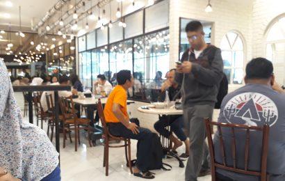 Tempat Hangout Jakarta Selatan Restoran QQ Kopitiam FX Mall Sudirman