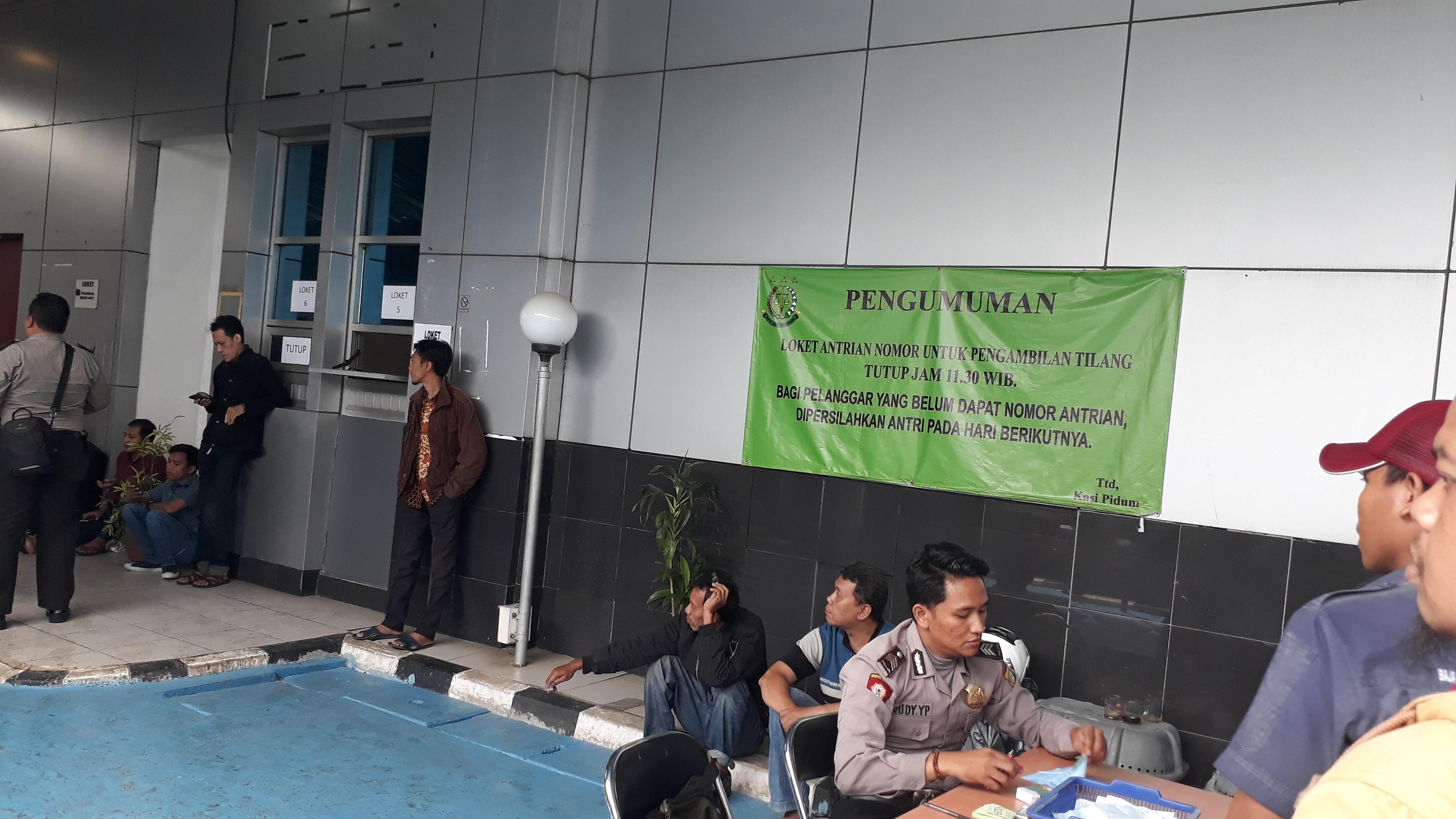 Prosedur Pengurusan Tilang di Kejaksaan Negeri Jakarta Selatan