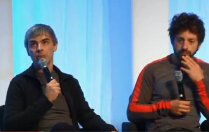 Brin dan Page Duo Google Pencipta Mesin Pencari Terbesar di Dunia