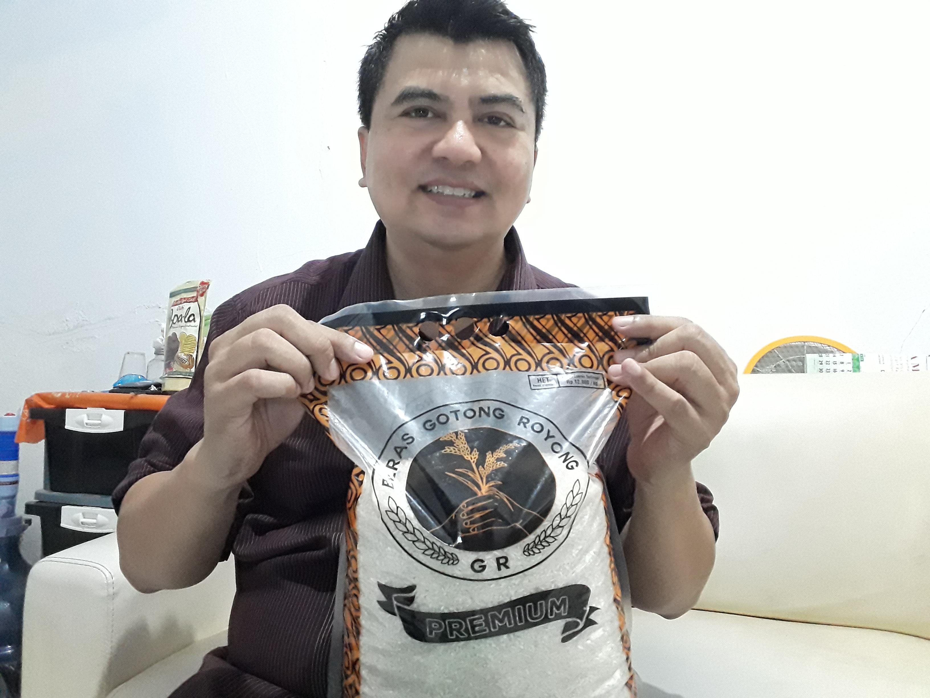 Bisnis Sampingan Beras Online Merk Gotong Royong PT ISC di Jakarta