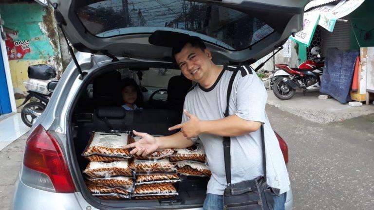 Usaha Modal Kecil Beras Merk Gotong Royong PT ISC di Bogor