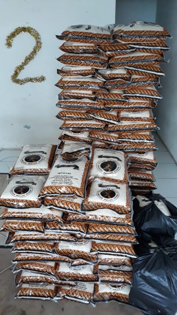 Bisnis Sampingan Beras Online Merk Gotong Royong PT ISC di Bandung