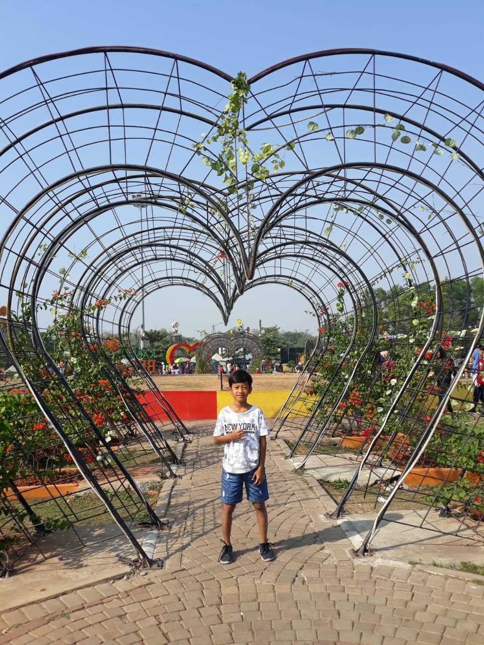 Taman Sehati Cikarang Bekasi Untuk Mengimbangi Kawasan Industri