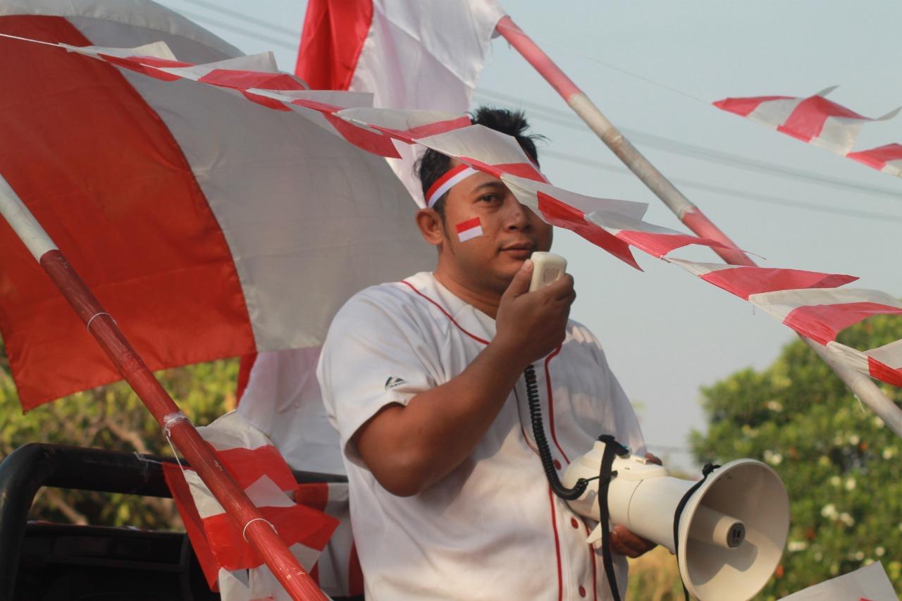 Peringatan Dirgahayu Kemerdekaan RI ke-74 di Taman Sentosa Cikarang