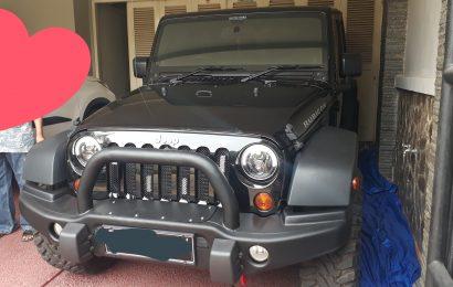 Sejarah Jeep Wrangler Rubicon Yang Banyak belum Diketahui Orang