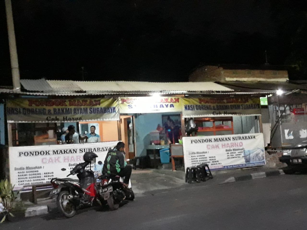 Pondok Makan Surabaya Cak Harno di Kota Semarang Murah Tapi Enak
