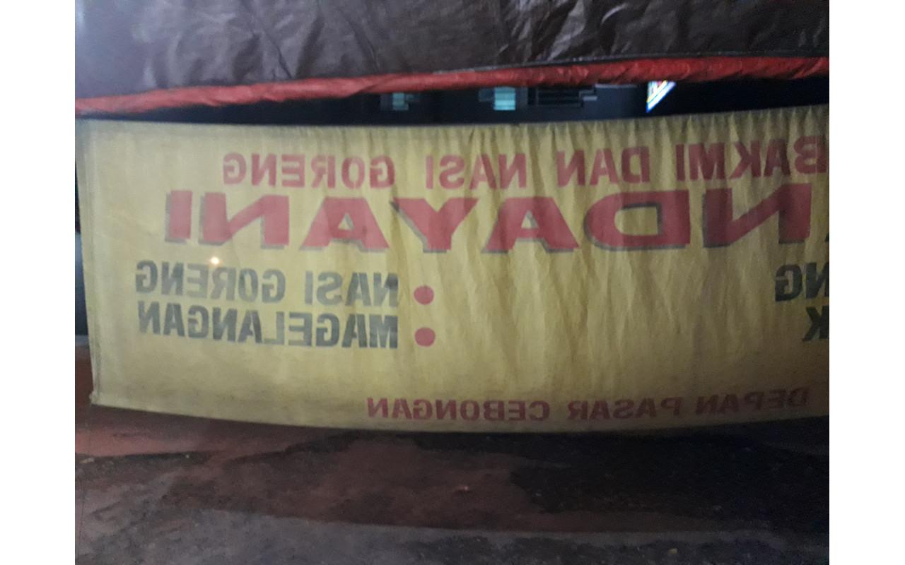 Nasi Goreng Jawa Andayani Depan Pasar Cebongan Yogya Mak Nyuss