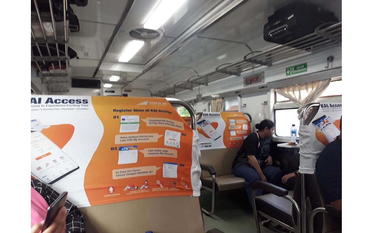 Kereta Api Jaka Tingkir Rute & Tarif Kereta Penumpang Klas Ekonomi Plus
