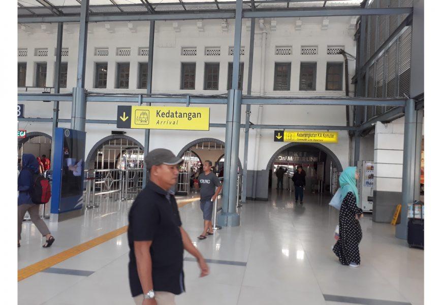 Stasiun Kereta Pasar Senen Situasi Terkini, Sejarah & Layanan Kereta Api