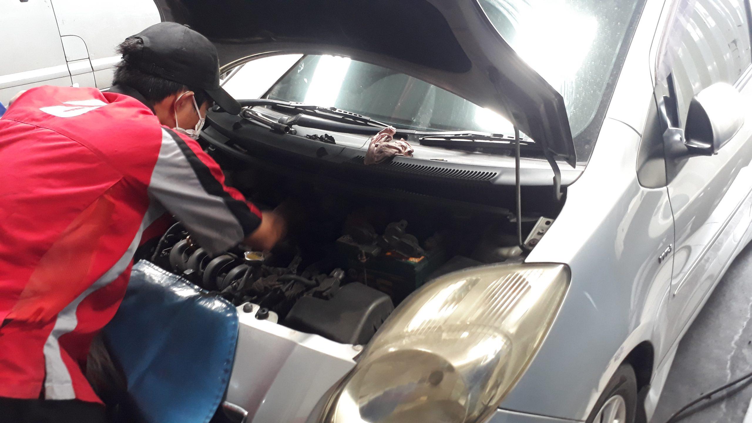 Bengkel Mobil Pratama Motor Cikarang Pelayanan Lengkap & Berkualitas