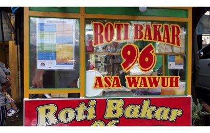 Roti Bakar Ragam Rasa Nikmat Taman Sentosa Cikarang 96 Asa Wawuh