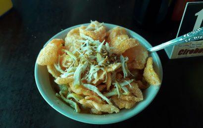 Bubur Ayam Cirebon Rawamangun Kuliner Yang Lezat dan Terjangkau
